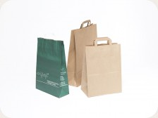 Carrier paper bags - gallery